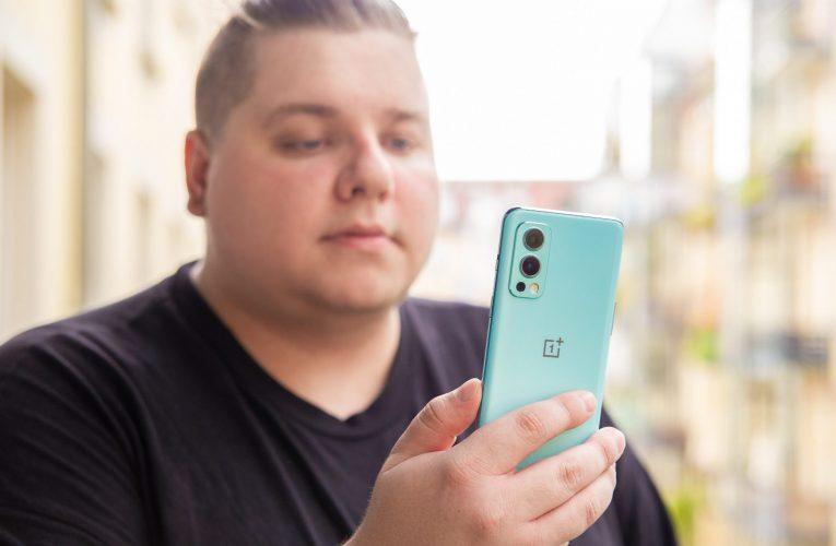 Test de batterie OnePlus Nord 2 5G