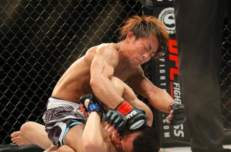 L'entreprise veut promouvoir les combats de MMA dans l'espace